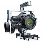 New Sevenoak camera cage and follow focus systems for DSLRs