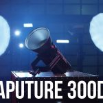 Aputure Light Storm 300d COB light launched