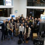 Lok and the PGN team head to Wex Photo Video